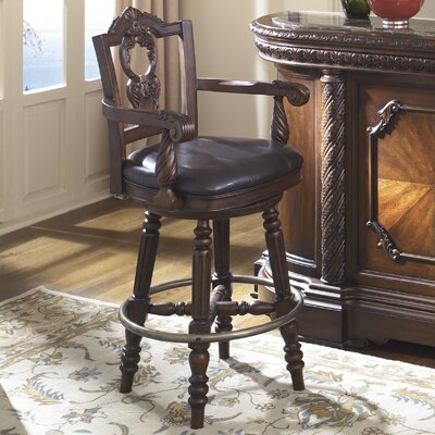 Chapell Swivel Bar Stool