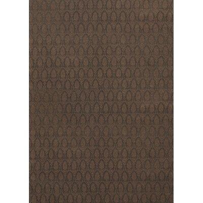 Dunaghy Brown Elegance Area Rug Rug Size: 5 x 76