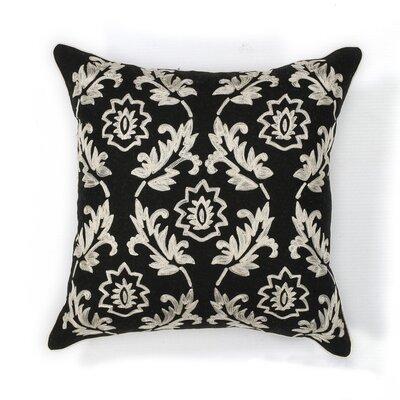 Groveland Cotton Throw Pillow