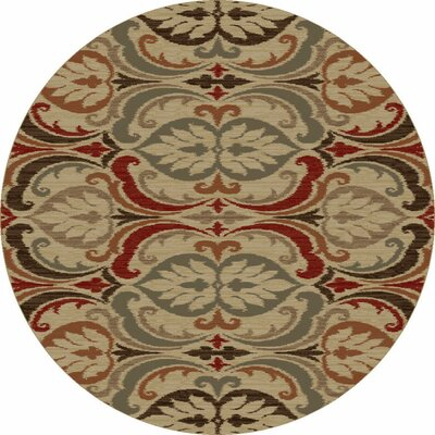 Ikin Jewel Tone Firenze Rug Rug Size: Rectangle 19 x 211