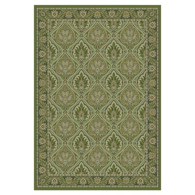Strattenborough Arts/Crafts Rug Rug Size: 53 x 77