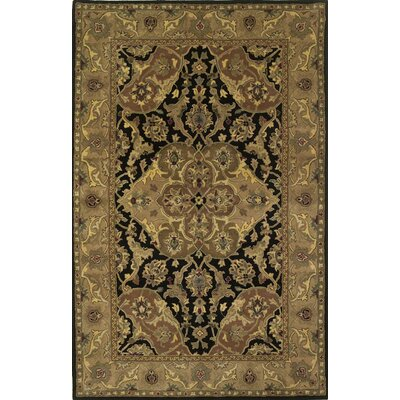Baypoint Coffee Rug Rug Size: Rectangle 5 x 8