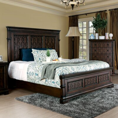 Hepscott Panel Bed