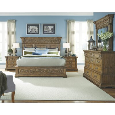 Athens Panel Bed