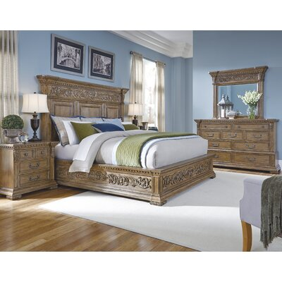 Athens Panel Configurable Bedroom Set