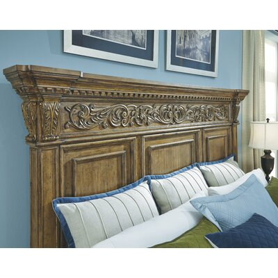 Athens Panel Headboard Headboard Size: King/California King