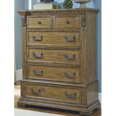 Athens 5 Drawer Chest