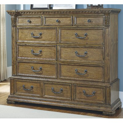 Athens 12 Drawer Master Chest