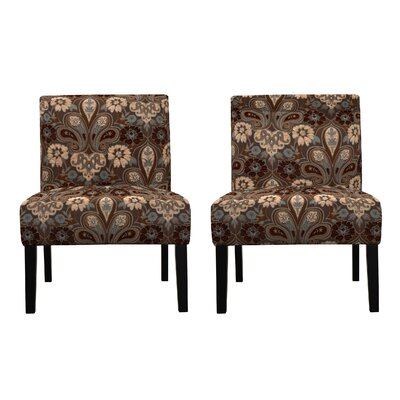 Balham Floral Side Chair