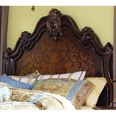Dolley King Panel Headboard