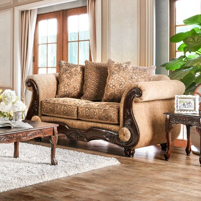 Destanee Traditional Loveseat