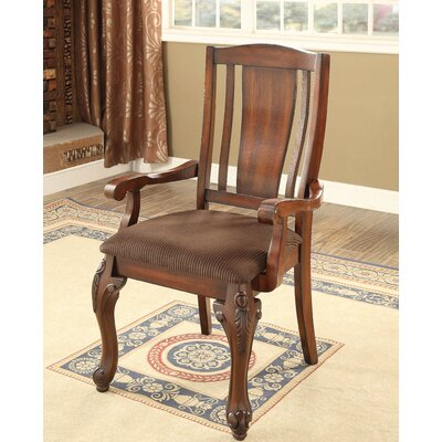 Dominey Traditional Arm Chair
