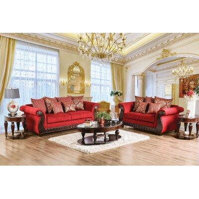 Doney Configurable Living Room Set
