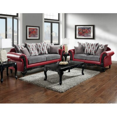 Doolittle Configurable Living Room Set