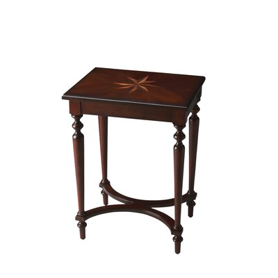 Dole End Table Color: Plantation Cherry