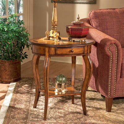 Copley Oval End Table