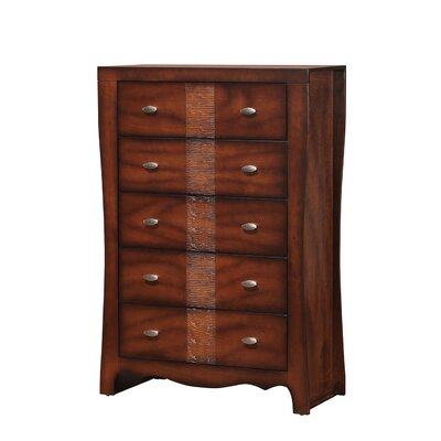 Merrill 5 Drawer Chest