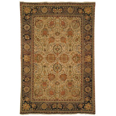 Belfield Laristan Camel Oriental Rug Rug Size: Rectangle 5 x 76