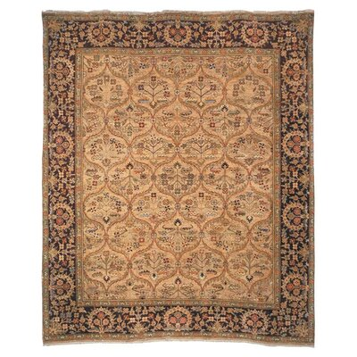 Belfield Amritsan Camel Area Rug Rug Size: Rectangle 2 x 3