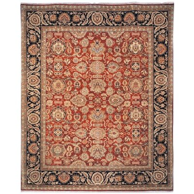 Belfield Sultanabad Salmon Oriental Rug Rug Size: Rectangle 9 x 12
