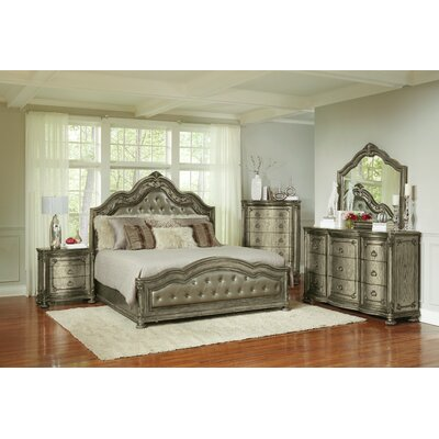 Liola Panel Configurable Bedroom Set