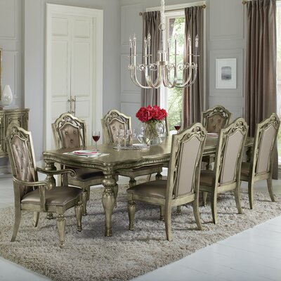 Liola 9 Piece Dining Set
