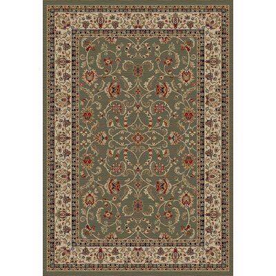Tobiason Sage Area Rug Rug Size: Rectangle 5 x 8