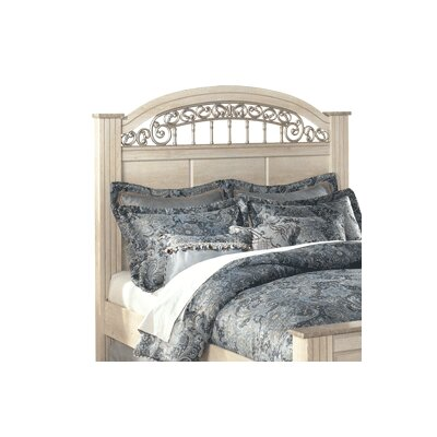 Johnby Panel Headboard Size: King
