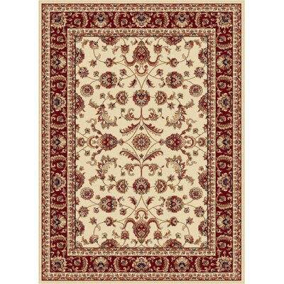 Clarence Beige Area Rug Rug Size: 710 x 103