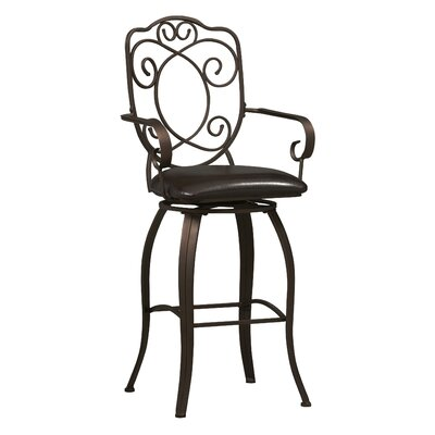Edith 30 inch Swivel Bar Stool