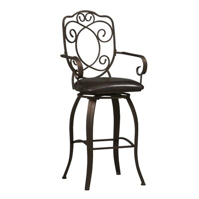 Edith 30 Swivel Bar Stool