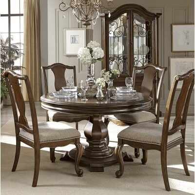 Hollin 5 Piece Dining Set-Hollin Dining Table