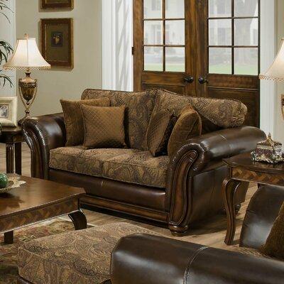 Simmons Upholstery Aske Loveseat