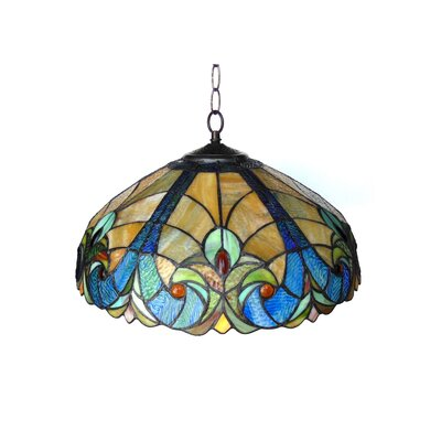 Laurie 2-Light Pendant