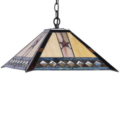 Charlotte 2-Light Inverted Pendant