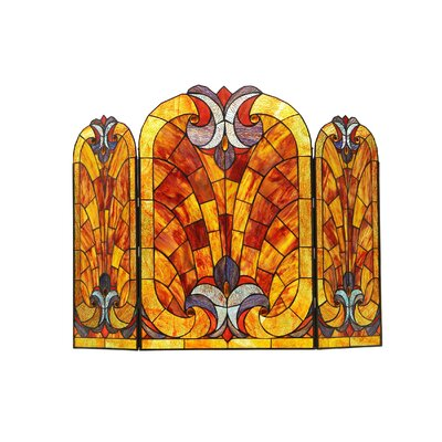 Laurie 3 Panel Fireplace Screen