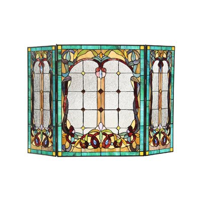 Laurie 3 Panel Fireplace Screen ASTG7795 37636026