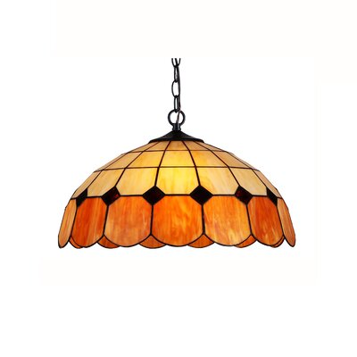 Laurie 2-Light Inverted Pendant