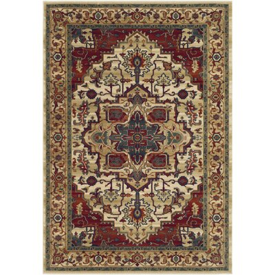 Wynn Tan Area Rug Rug Size: Rectangle 2 x 3 3