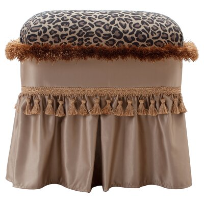 Seraphina Decorative Ottoman