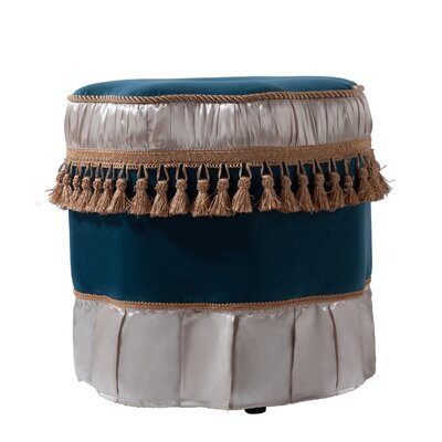 Yvonne Decorative Ottoman
