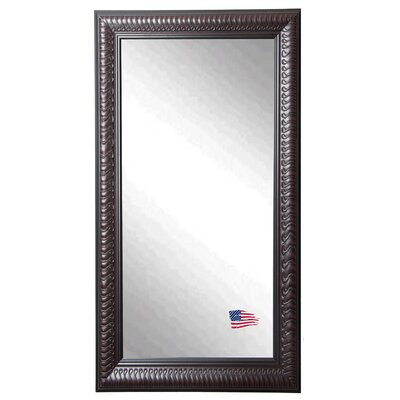 Rectangle Royal Mahogany Floor Mirror