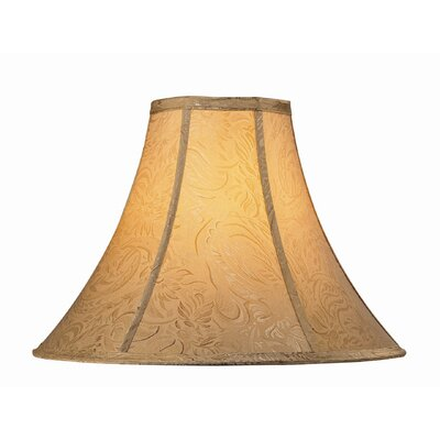17 Jacquard Fabric Bell Lamp Shade