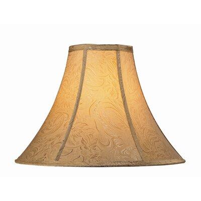 17 Jacquard Fabric Bell Lamp Shade