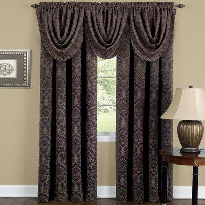 Beauvale Blackout Single Curtain Panel