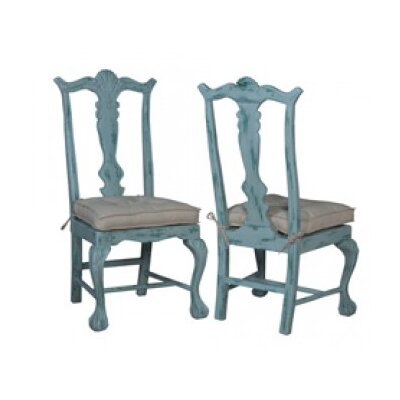 Batchelder Side Chair Finish: Waterfront Cooled Blue