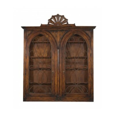Beazley Wall Mounted Curio Cabinet