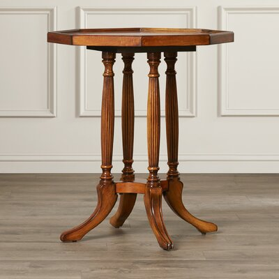 Bedingfield Octagon End Table