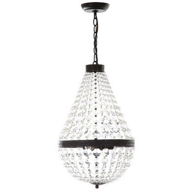 Bedgood 3-Light Crystal Pendant