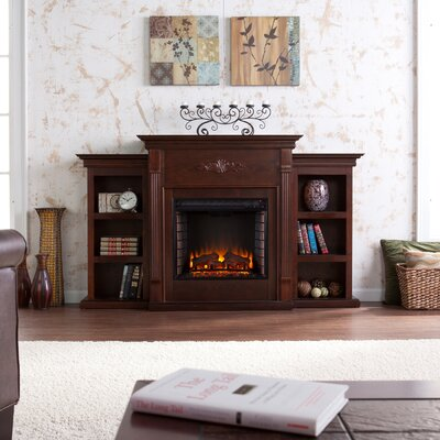 Beeley Electric Fireplace Finish: Rich Espresso